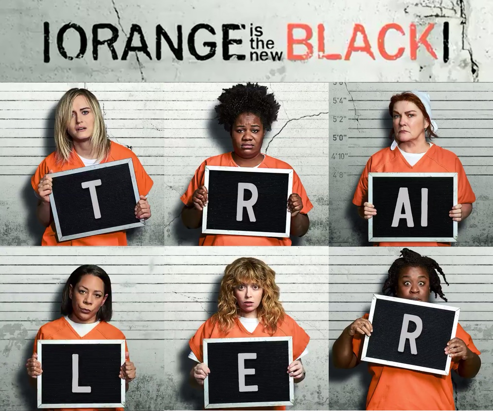 "Trailer 6. sezonu serialu ""Orange is The New Black"""