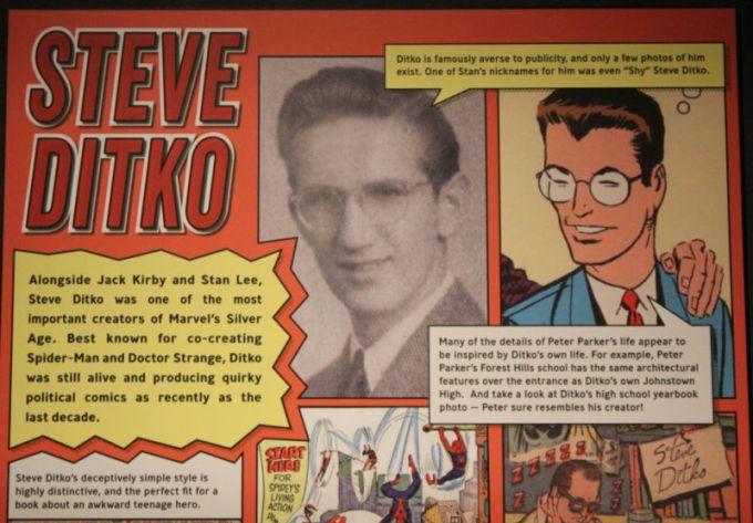 Steve Ditko (1945 r.)