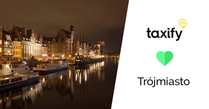 Taxify w Trójmieście (Gdańsk, Gdynia, Sopot)