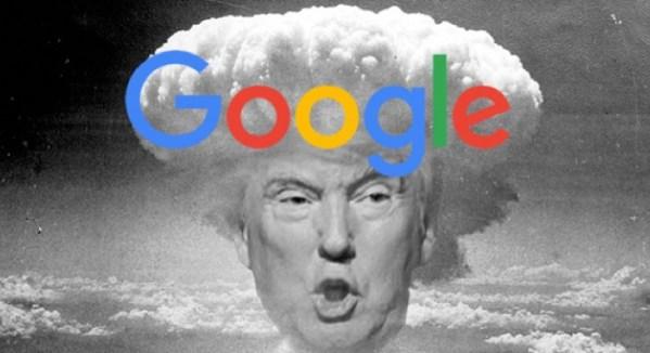"""Trump ofiarą """"google bomb"""" w Grafice wyszukiwarki Google"""