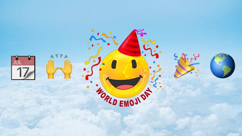 World Emoji Day 17 lipca