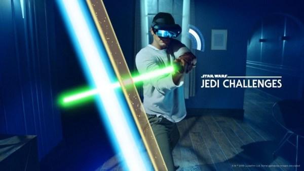 """Kylo Ren wkracza do gry """"STAR WARS™: Jedi Challenges"""""""