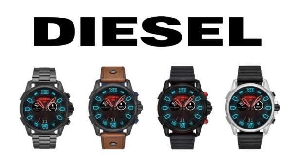 Nowa generacja smartwatcha Diesel Full Guard 2.5