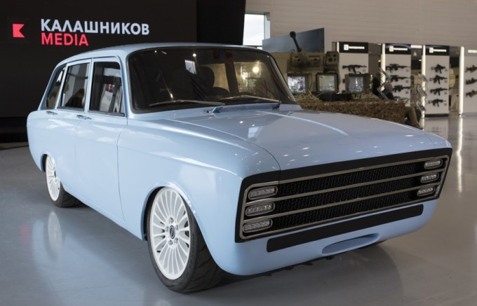 Kalashnikov CV-1 (prototyp samochodu elektrycznego)