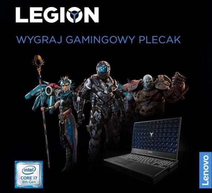 Konkurs Lenovo Legion