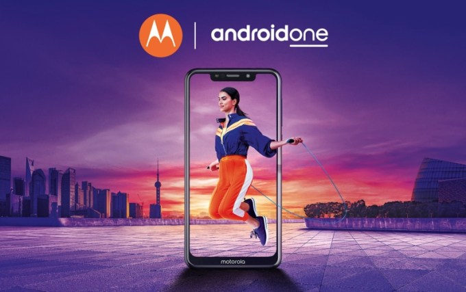 Motorola one z systemem Android One
