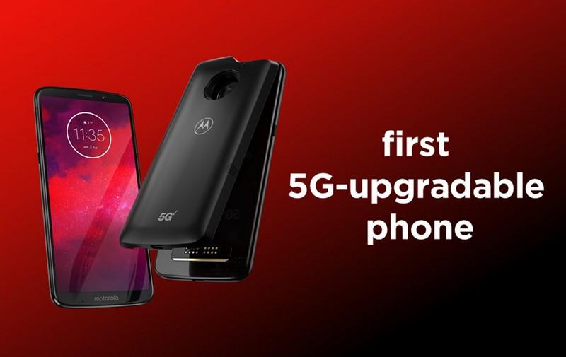 Pierwszy smartfon z łącznością 5G od Motoroli