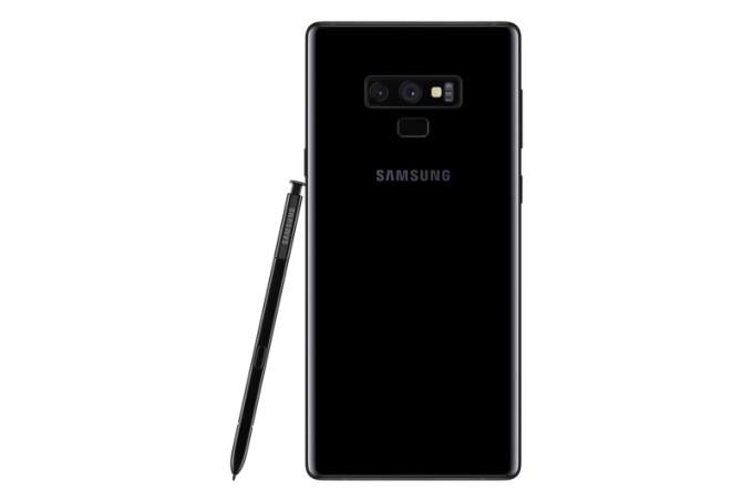Samsung Galaxy Note9 (z tyłu)