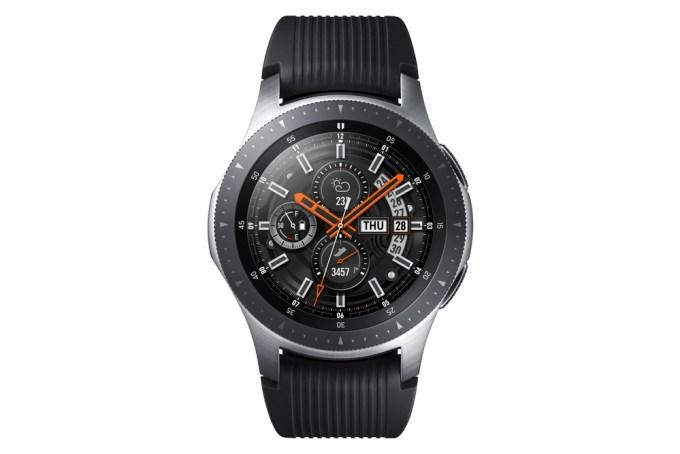 Samsung Galaxy Watch (srebrny)