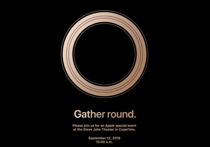 Zaproszenie dla mediów na Apple Special Event 2018