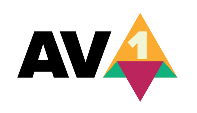 Logo kodeka AV1