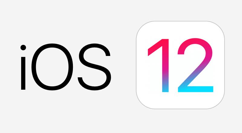 System iOS 12 final OTA - ikona