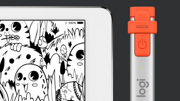 Rysik Logitech Crayon dla 9,7-calowego iPada w sprzedaży od 12 września