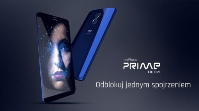 myPhone Prime 19:8 LTE