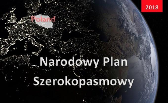 Narodowy Plan Szerokopasmowy do 2025 r.