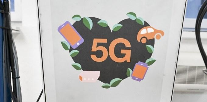 Orange 5G nadajnik w Gliwicach