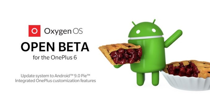 OxygenOS Open Beta (Android 9 Pie) dla OnePlus 6