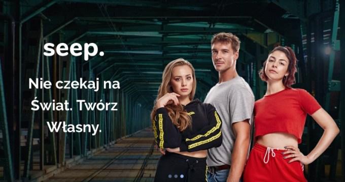 Seep. - społecznościowa aplikacja mobilna