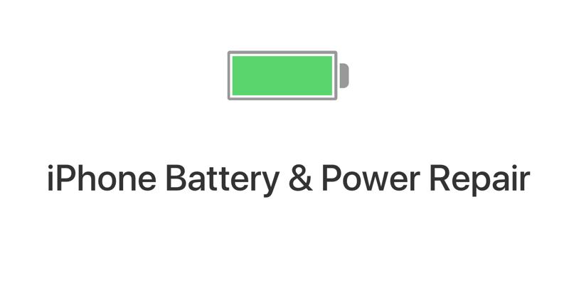 Ceny wymiany baterii w iPhone'ach od 1 stycznia 2019 r.
