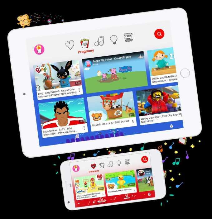 YouTube Kids (screen)