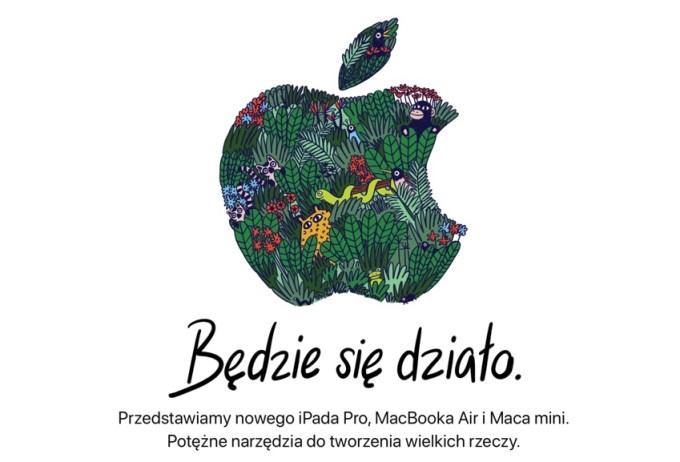 Apple – Będzie się działo (nowości z konferencji 30.10.2018)