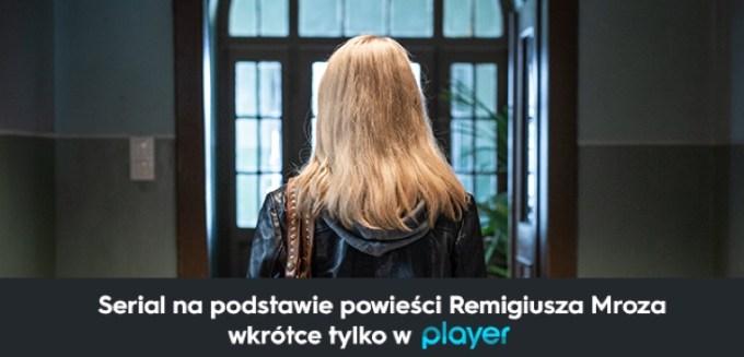 """""""Chyłka – Zaginięcie"""" (serial TVN na podstawie powieści Remigiusza Mroza)"""