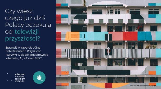 Czego Polacy oczekują od telewizji przyszłości? [raport]