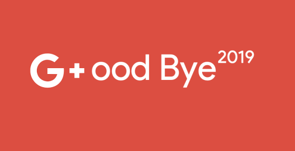 2 kwietnia 2019 r. Google wyłączy konta Google+