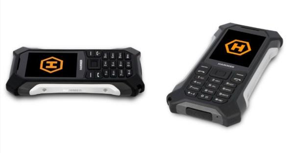 HAMMER Patriot  – odporny telefon w całości zaprojektowany w Polsce