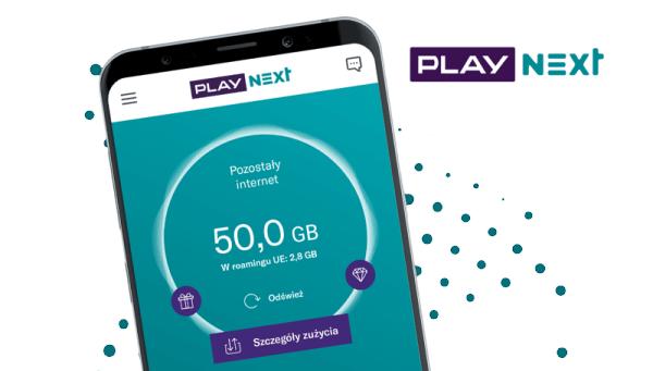 Play NEXT to nowa oferta Play bez umowy, z subskrypcją w aplikacji