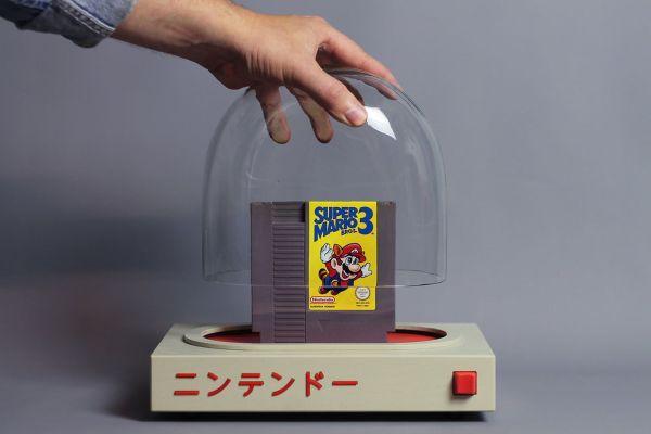 PYUA nostalgia gier Nintendo w połączeniu z artyzmem