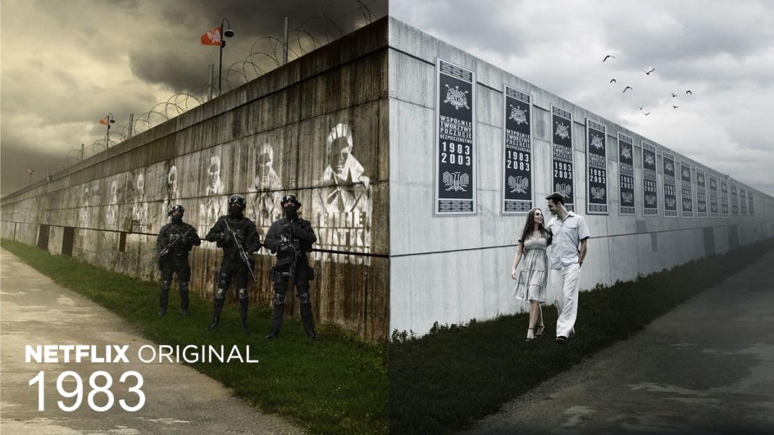 "Serial ""1983"" (Netflix Original)"
