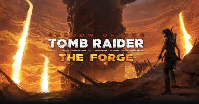 Shadow of the Tomb Raider – The Forge (DLC)
