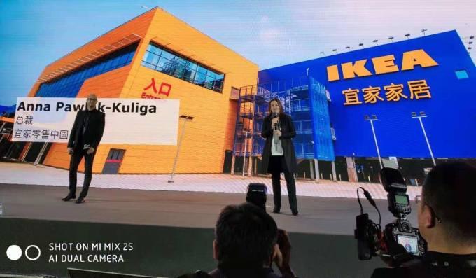 Bjorn Block (Xiaomi, po lewej) Anna Pawluk-Kuliga (IKEA, po prawej)