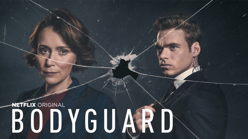"""Bodyguard"" serial oryginalny Netflix"