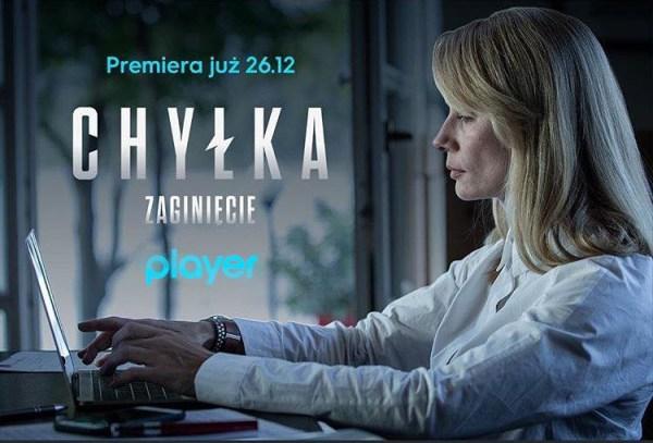 """Premiera serialu """"Chyłka"""" w adaptacji TVN-u już 26 grudnia!"""