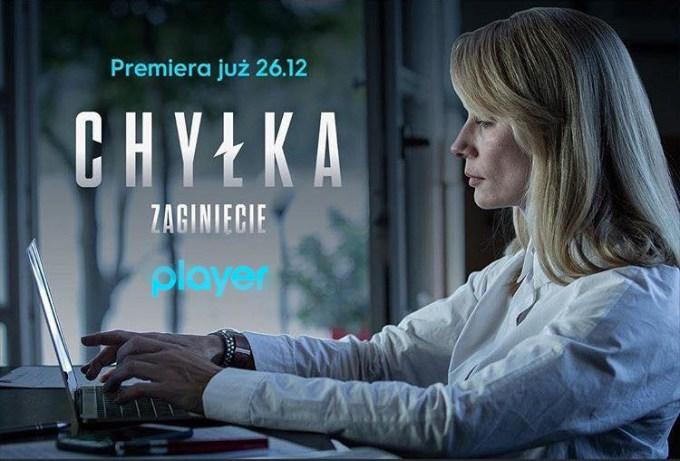 Serial Chyłka na player.pl od 26 grudnia 2018 r.