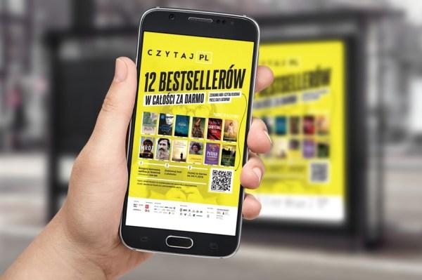 """Akcja """"Czytaj PL 2018"""" z darmowymi e-bookami i audiobookami"""