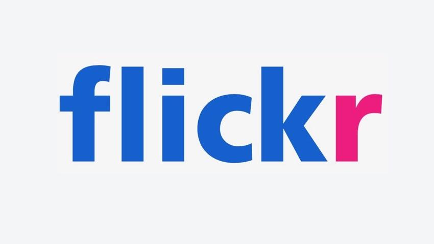 Flickr (logo kolorowe)