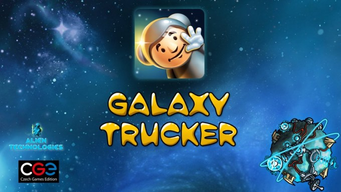 "Gra mobilne ""Galaxy Trucker"""