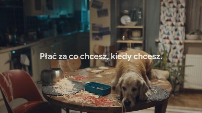 Kampania reklamowa Google Pay w POlsce (2018)
