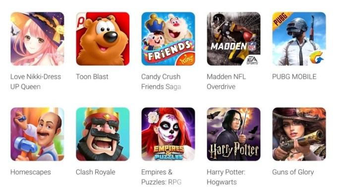 Nominowane gry mobilne do Google Play Best of 2018 Awards (cz. 2)
