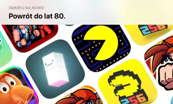 Popularne gry z lat 80. na smartfonach
