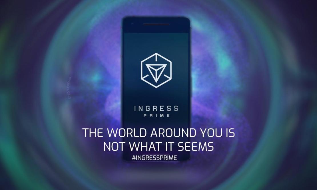 """""""Ingress Prime"""" (2018) dostępna na iOS i Android"""