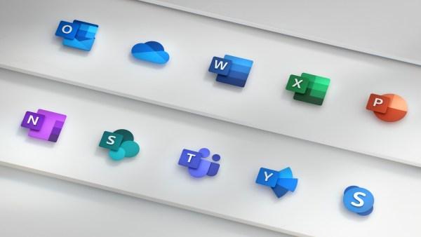 Pakiet Microsoft Office będzie miał wreszcie ładne ikony…