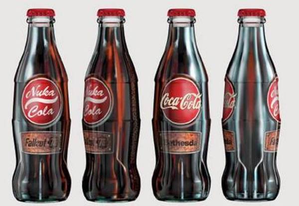 Prawdziwa Nuka-Cola z okazji premiery Fallouta 76