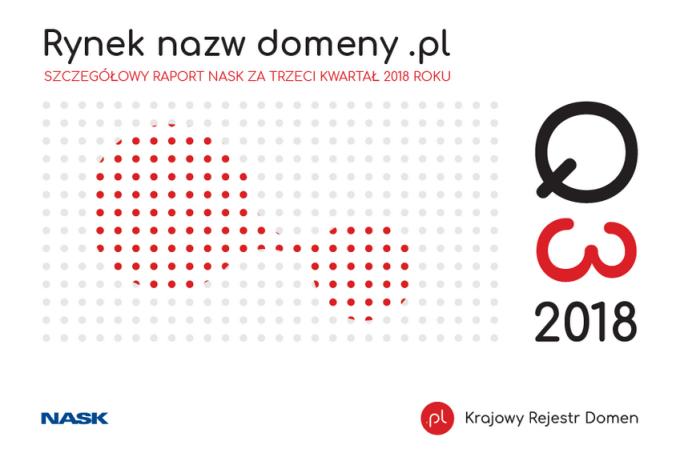 Rynek nazw domeny .pl (3Q 2018)