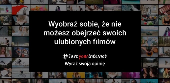 #SaveYourInternet Google YouTube