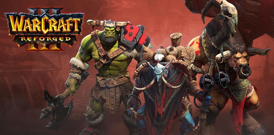 Warcraft® III: Reforged™