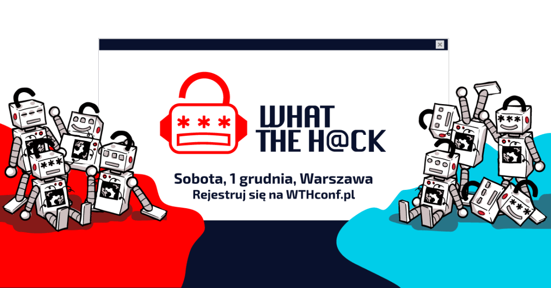 What the H@ck (WTH) 1.12.2018